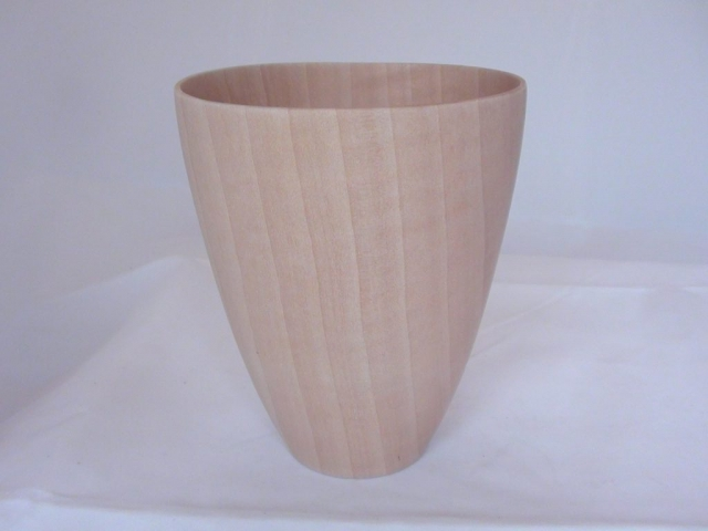 Large cup, pear