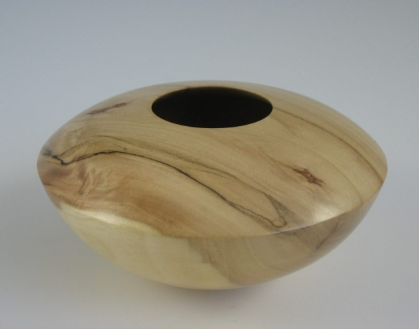 enclosed bowl from weeping willow