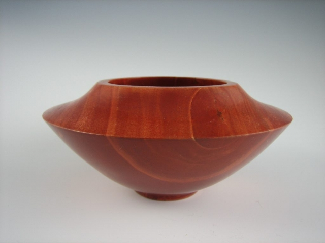 dyed weeping willow enclosed bowl