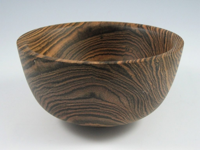 bowl of Bocote wood